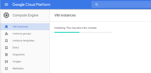 GC VM Instances